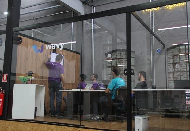 Novo centro de inovação da Movile, em São Carlos (Foto: Divulgação)