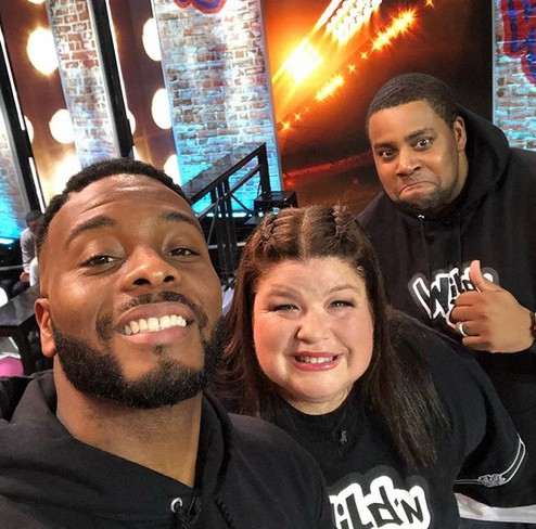Kenan & Kel no Wild 'n Out (Foto: Instagram)