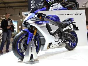 Yamaha YZF-R1 (Foto: Divulgação / EICMA)