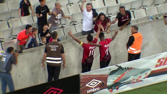 Athletico-PR x Foz do Iguaçu - Campeonato Paranaense 2019 - globoesporte.com
