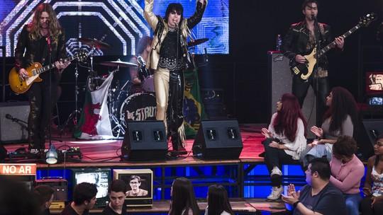 The Struts elogia público brasileiro: 'Pura magia'