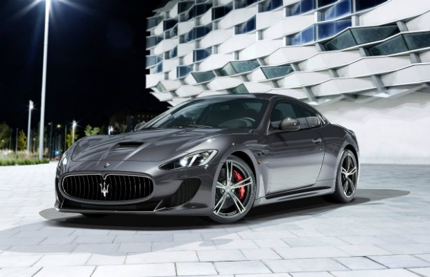 Maserati GranTurismo MC Stradale (Foto: Divulgação)