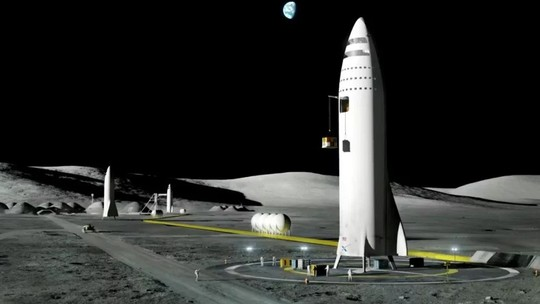 Foto: (Divulgação/SpaceX)