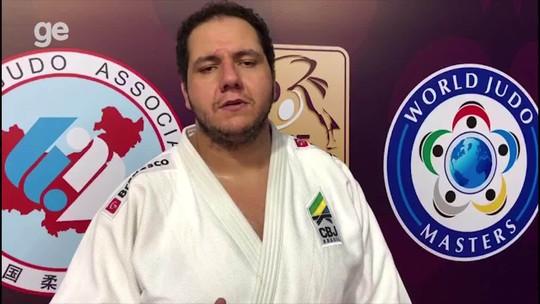 Judô brasileiro encerra 2018 no pódio com três medalhas no World Masters