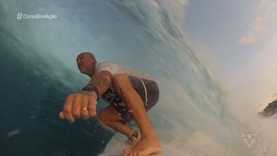 Dia do Surfista é comemorado com homenagem especial, em Santos