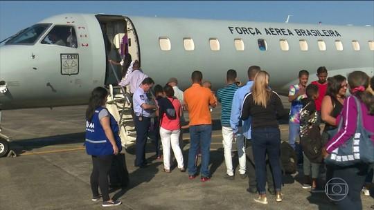 Com emprego garantido,  venezuelanos são levados de Roraima para Bahia em novo processo de interiorização