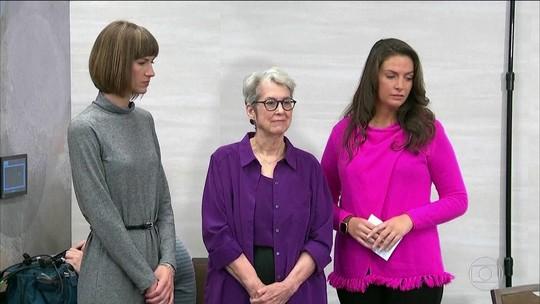 Mulheres que acusam Trump de conduta sexual inadequada pedem investigação do Congresso
