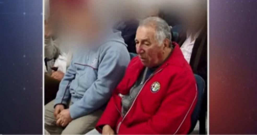 Paulo Gaspar Lemos foi morto em chacina em apart-hotel (Foto: Reprodução/NSC TV)