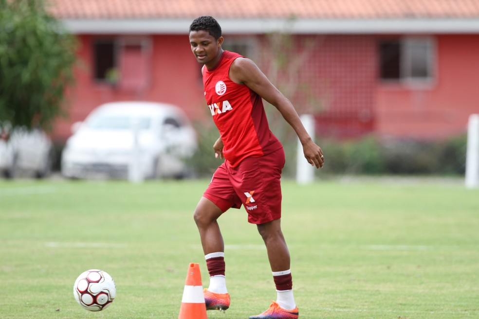 David participou de 31 jogos neste ano (Foto: Marlon Costa/ Pernambuco Press)