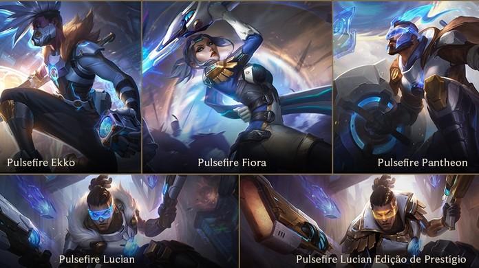 lol patch notes 10 10 traz novas skins pulsefire e nerfs em campeoes lol ge lol patch notes 10 10 traz novas skins