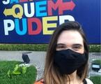 Juliana Paiva em 'Salve-se quem puder' | Reprodução