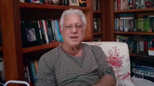 Antonio Fagundes é confundido com 'robô' e bloqueado em rede social por mandar mais de 4 mil rosas; entenda