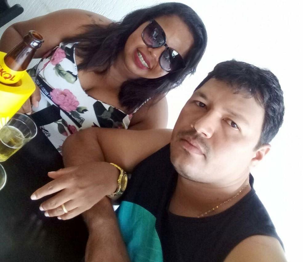 Maria Quitéria dos Santos e Francisco César Gonçalves foram encontrados mortos (Foto: Arquivo pessoal)