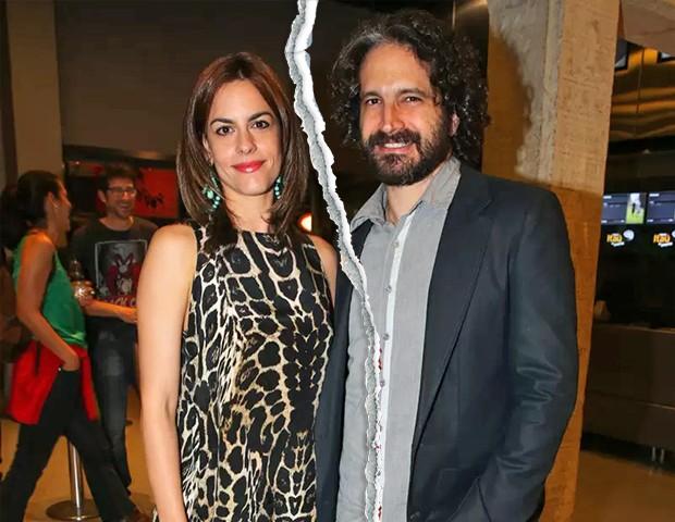 Caco Ciocler e Luisa Micheletti  (Foto: Manuela Scarpa/Brazil News)