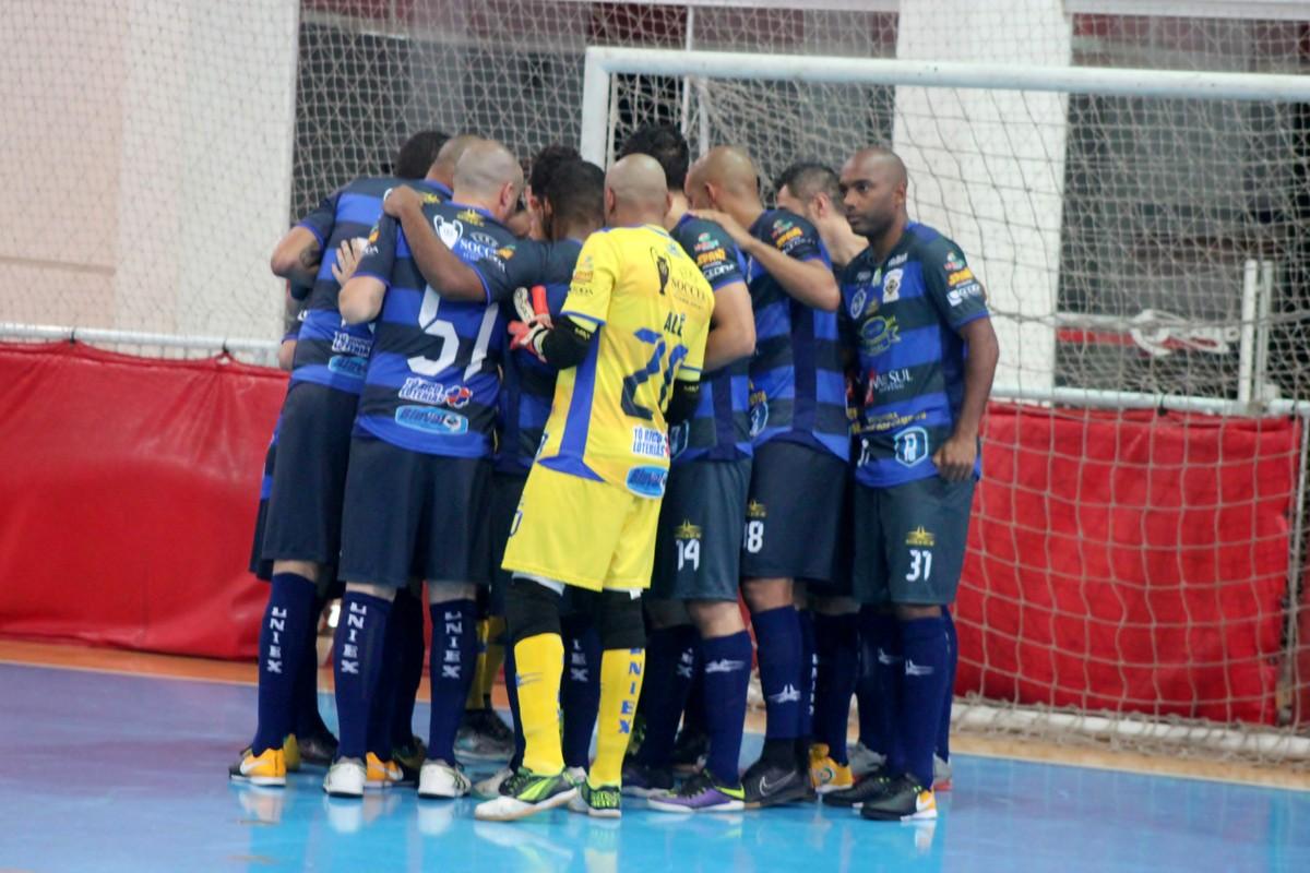 São José Futsal conta com experiência para superar Taubaté na Copa Paulista   c6e3e9afbb2d6