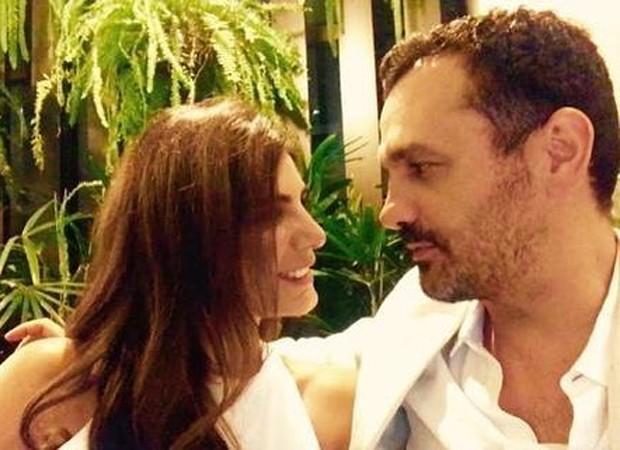 Andreia Sadi e Alê Youssef (Foto: Reprodução/Instagram)