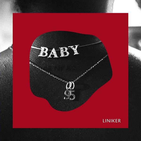 Capa do single 'Baby 95', de Liniker — Foto: Divulgação