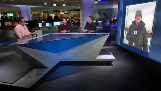 """Barreto condena críticas à convocação de Ismaily, mas crava: """"Não vai para a Copa"""""""