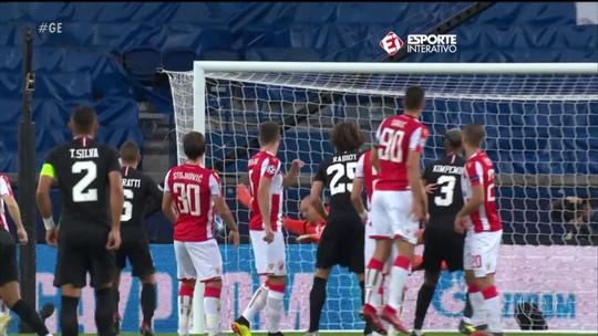 Jornal: goleada do PSG sobre o Estrela Vermelha levanta suspeita de manipulação de resultado