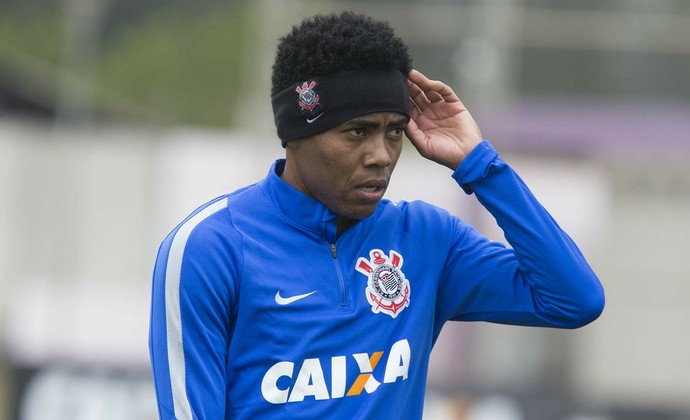 Elias, Corinthians (Foto: Daniel Augusto Jr./Agência Corinthians)