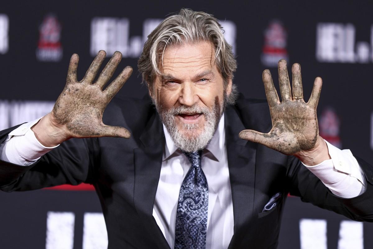 Jeff Bridges, astro de 'O Grande Lebowsky' e ganhador do Oscar de melhor ator, revela que foi diagnosticado com linfoma | Cinema