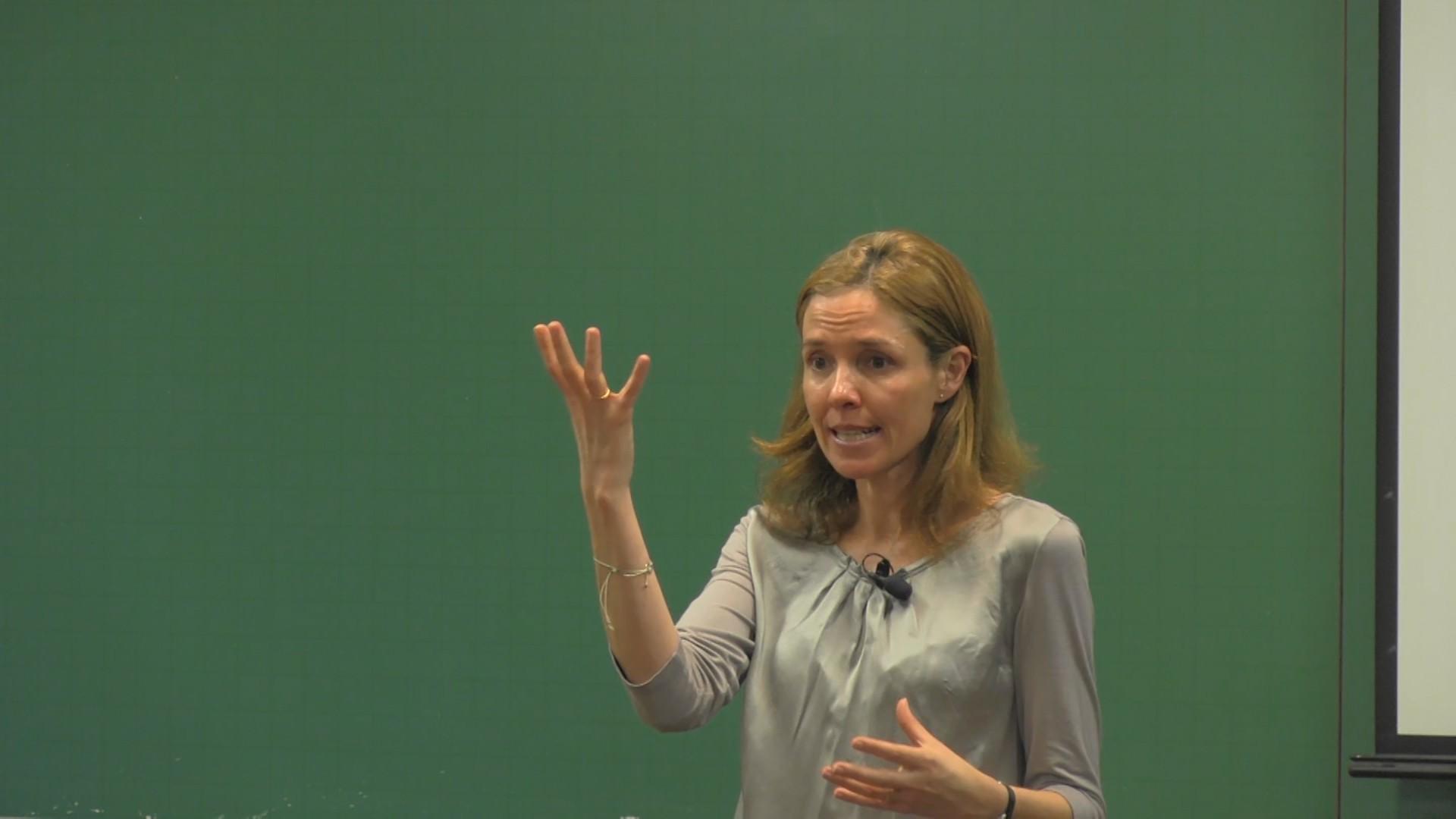 Gabriela Pellegrino (Foto: Escola da Cidade)