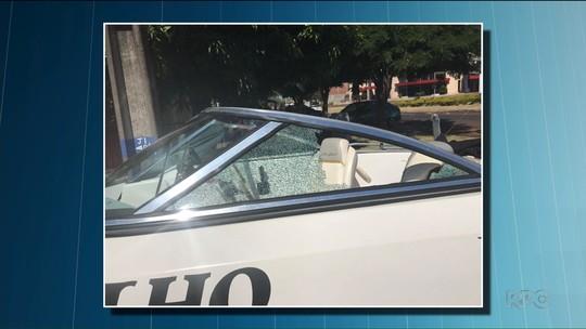Ladrão leva tiro ao tentar assaltar lancha de policial no Paraná, diz PM