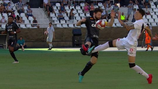 TJD-RJ suspende a punição ao árbitro do clássico entre Botafogo e Vasco