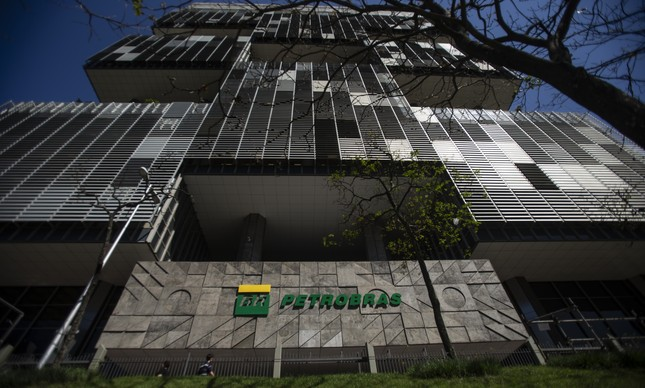 Sede da Petrobras, no Centro do Rio