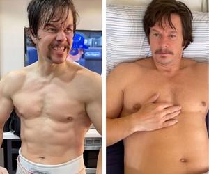Regime de engorda de Mark Wahlberg para novo filme é revelado