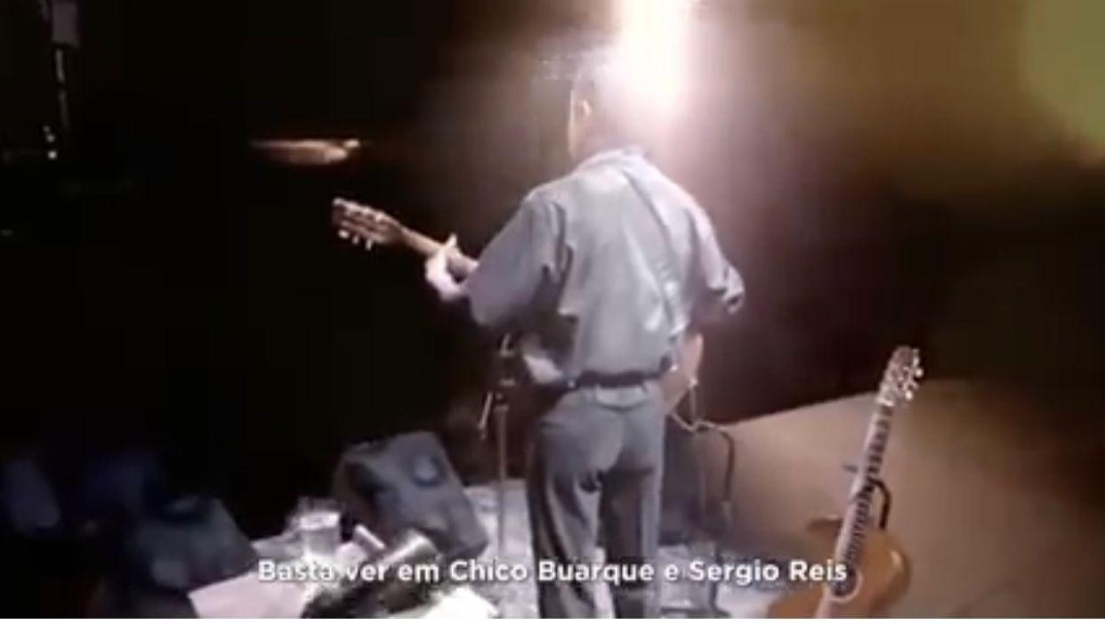 Cena de show do cantor que foi usada sem autorização em vídeo do governador do Rio Grande do Sul