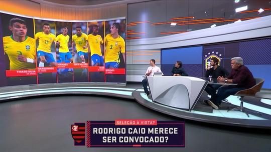Seleção SporTV analisa opções de Tite para a zaga da Copa América