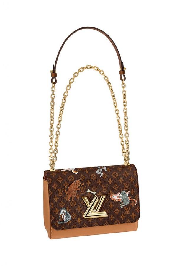 Grace Coddington x Louis Vuitton (Foto: Divulgação)