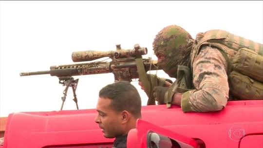 Especialistas elogiaram atuação dos snipers no desfecho do sequestro ao ônibus, no RJ