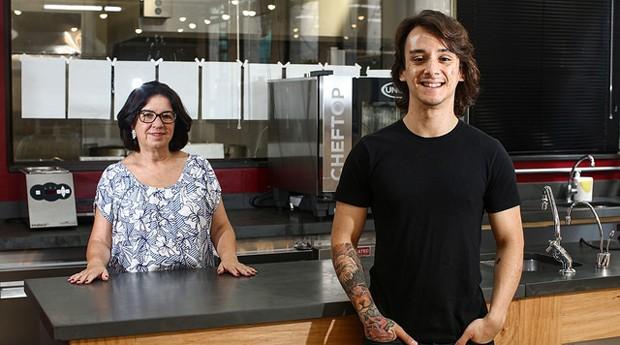 Hub Food Service (Foto: Jornal de Negócios/Sebrae)