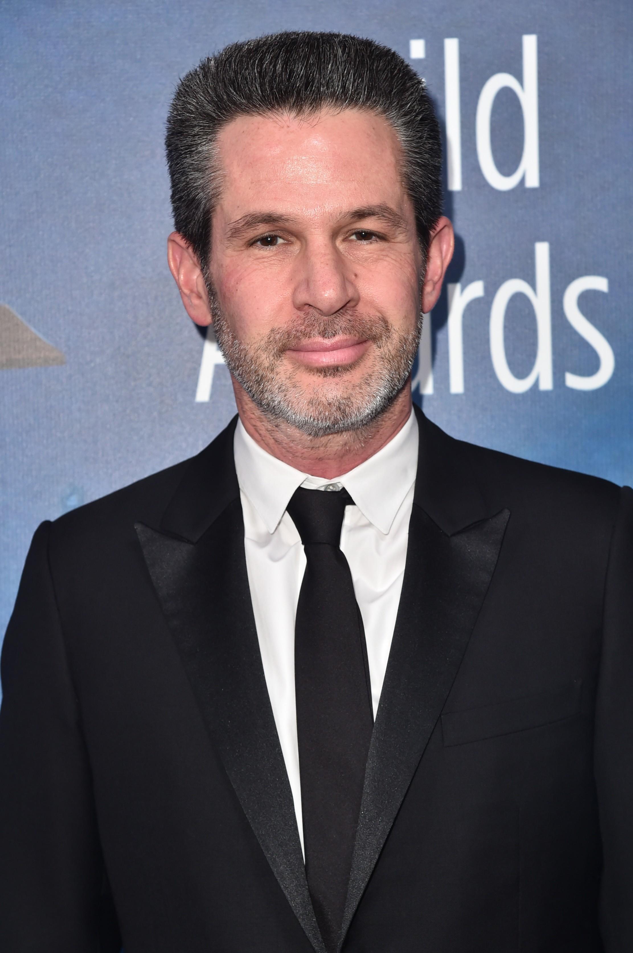 O cineasta Simon Kinberg, diretor de X-Men: Fênix Negra e produtor dos filmes da franquia X-Men (Foto: Getty Images)