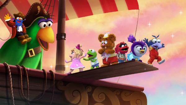 Muppet Babies (Foto: Divulgação)