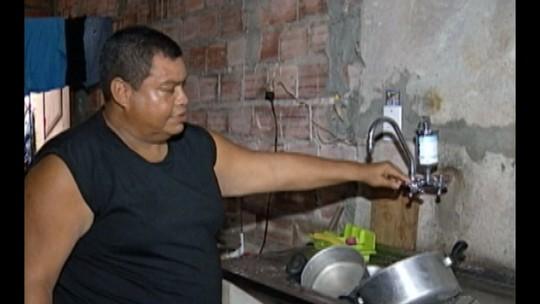 Falta de água nos bairros de Ananindeua dura três semanas