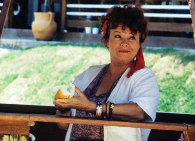 Eloísa Mafalda como Manuela em Mulheres de Areia (1993) (Foto: Divulgação/TV Globo)