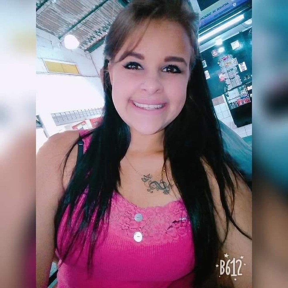 Jovem Luana Oliveira teve 60% do corpo queimado; ela morreu nesta quinta-feira (27) — Foto: Arquivo pessoal