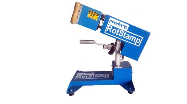 Modelo RotStamp Standard da PopStamp (Foto: Divulgação)