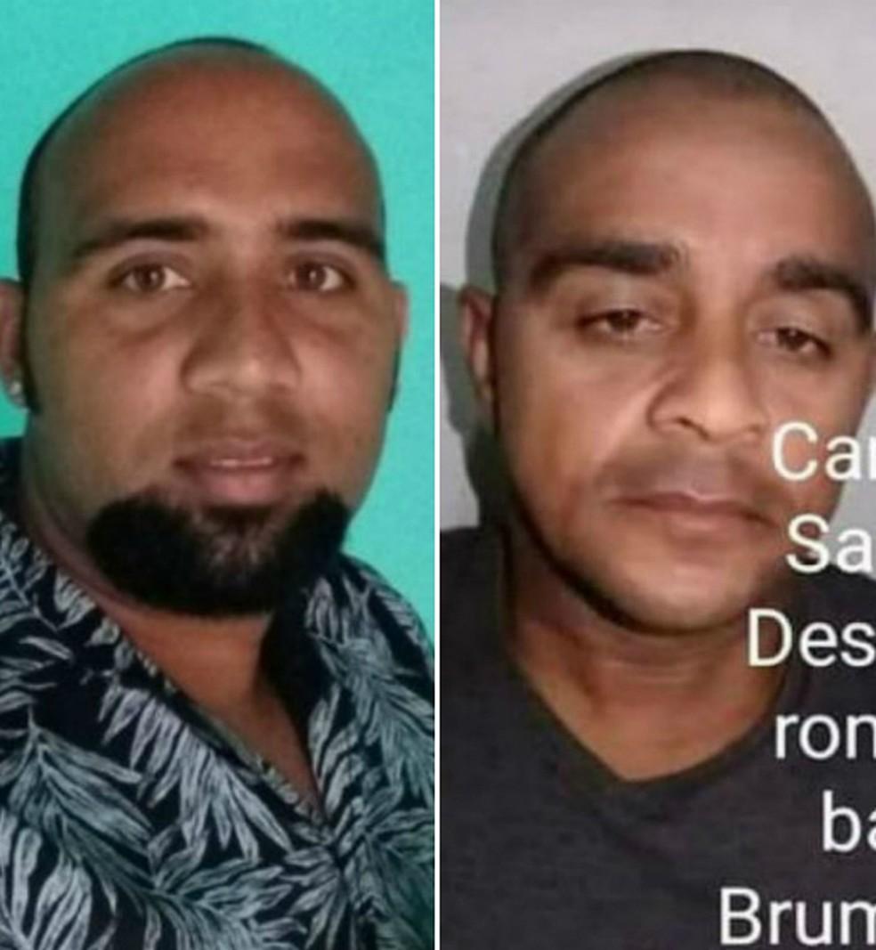 Baianos desaparecidos em Brumadinho — Foto: Arte/G1