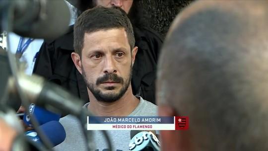 Liberação de vítimas do incêndio no Flamengo depende da presença de familiares