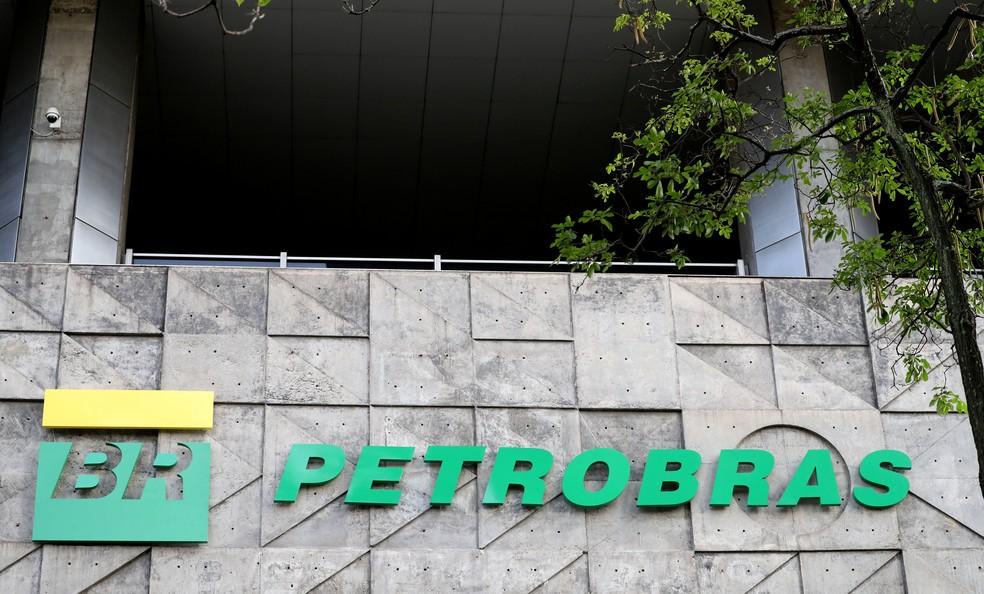 Prédio da Petrobras no Rio de Janeiro — Foto: Sergio Moraes/Reuters