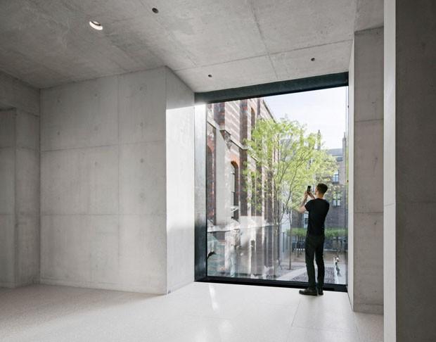 Conheça os novos espaços da Royal Academy of Arts projetados por David Chipperfield (Foto: Divulgação)