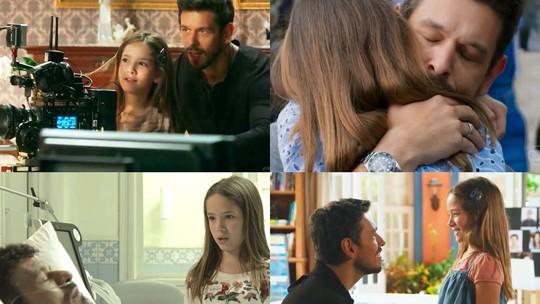 'Espelho da Vida': se emocione ao relembrar a trajetória de Alain e Priscila