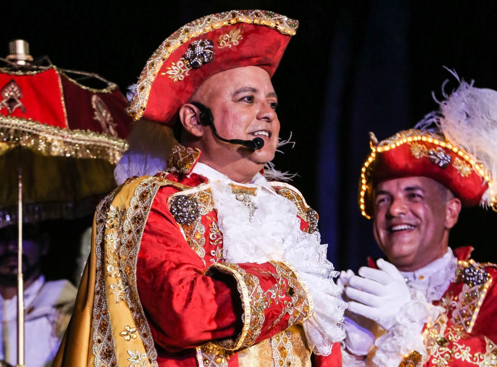 Presidente do bloco O Bondinho, Cid Albuquerque é também idealizador d'O Bonde (Foto: João Guilherme/Divulgação)