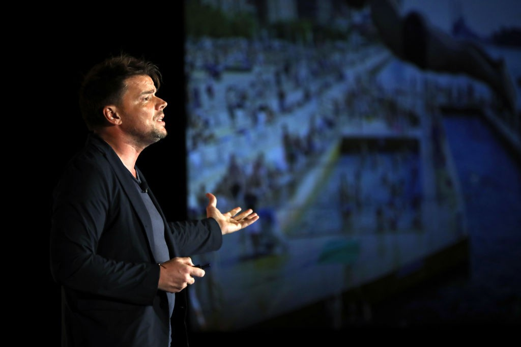 O arquiteto Bjarke Ingels no SXSW (Foto: Sean Mathis/Getty Images for SXSW)