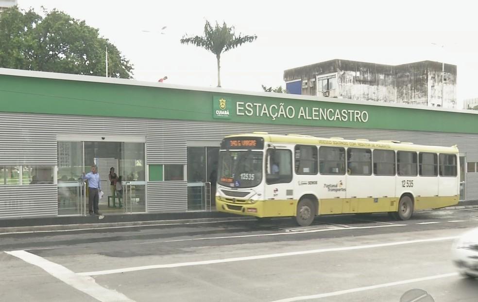 Nova tarifa passa a valer nesta terça-feira (30), em Cuiabá — Foto: Reprodução/TVCA