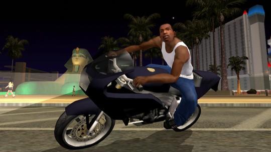 Foto: (GTA San Andres é um dos jogos no Google Play Game Week (Foto: Divulgação/Rockstar))